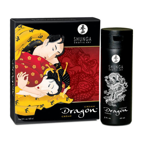 Shunga - Dragon Virility Stimuláló Krém